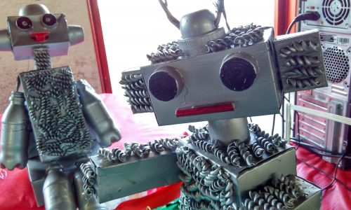 Robotica slider 1